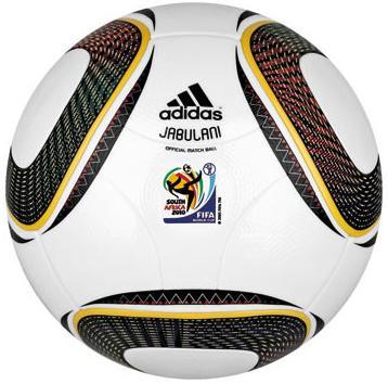 Adidas Jabulani - Official Ball of 2010 FIFA World Cup