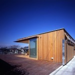 Eaves House by Tezuka Architects