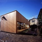 Porch House by Tezuka Architects