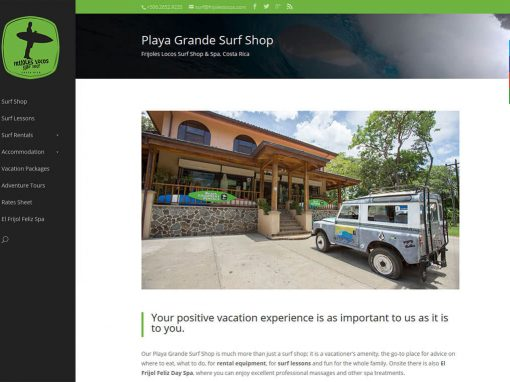Playa Grande Surf Shop