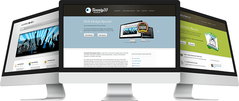 Freelance WordPress Web Design