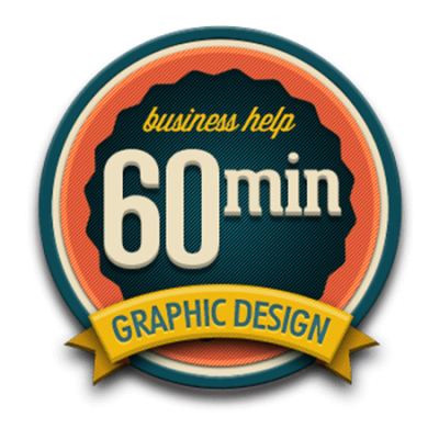 60 Minute Graphic Design Consultation