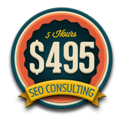 5 Hours SEO Consulting