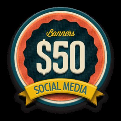 Social Media Banner Design Services