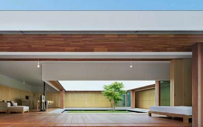 Modern Japanese Architecture by Tezuka Architects