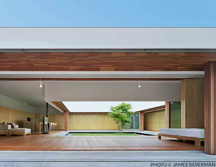 Modern Japanese Architecture by Tezuka Architects