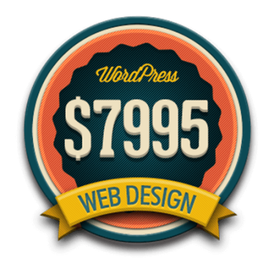 WordPress Web Design Package