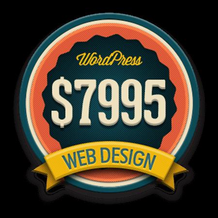 WordPress Web Design Package